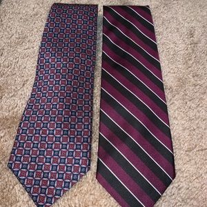 Brooks Brothers & Christopher Hayes Ties